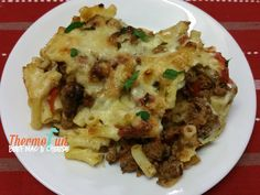 Mad Monday – Beef Mac and Cheese Recipe