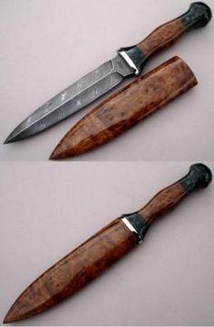 David Brodziak Custom Knives - Gallery :: Fantasy Knives :: 20