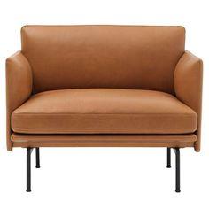 Outline fauteuil   Muuto