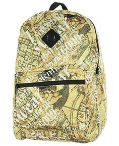 Harry Potter Marauders Map Solemnly Swear Backpack Harry Potter http://www.amazon.com/dp/B010BZUH74/ref=cm_sw_r_pi_dp_THl1vb0Q52HA6