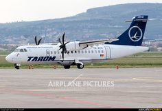Tarom ATR 42 (all models) photo by Petru Dimoff