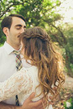 coiffures de mariée, coiffure mariage, coiffure bohème