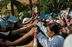 Spotlight on Cambodia's human rights record