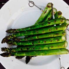 Smart Idea:  Skewer Slender Vegetables for Easier Grilling
