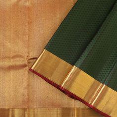 Kanakavalli Kanjivaram Silk Sari 060-01-28785 - Cover View
