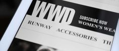 'Women's Wear Daily' Will Be Daily No More. In print, at least. The 105-year-old trade paper is reducing its print frequency from daily to weekly, while shifting its focus to the web.