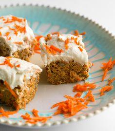Carrot Cake  Coconut Cream Cheese Frosting #vegan #vegetarian #glutenfree #food #GoVegan #organic #healthy #RAW #recipe #health #whatveganseat