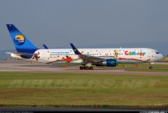 Condor D-ABUE Boeing 767-330/ER aircraft with special livery designed by children book author #Janosch