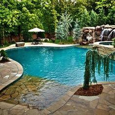 Pool Natural Design, Pictures, Remodel, Decor and Ideas - page 2