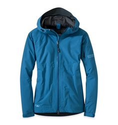 DESIGNED BY ADVENTURE: THE GORE-TEX MEN'S FORAY JACKET AND WOMEN'S ASPIRE JACKET