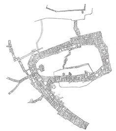 acropolis and the philopappos paths . athens . dimitris pikionis . 1954-1957