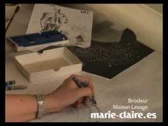 Así hace Chanel un vestido de alta costura - YouTube