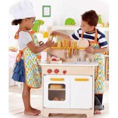 Hape Kinderküche Gourmet weiss: Amazon.de: Spielzeug