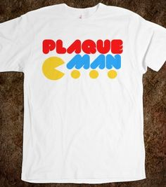 Plaque Man - Dental Hygiene Nation - Skreened T-shirts, Organic Shirts, Hoodies, Kids Tees, Baby One-Pieces and Tote Bags