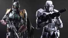 STAR WARS: Boba Fett and Stormtrooper Variant Figures From Square Enix — GeekTyrant