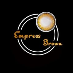 Empress Brown Colored Contact Lenses – Colored Contact Lenses | Circle Lenses Online | BEALEN