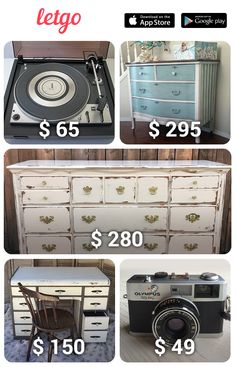 Spotted today on letgo! Browse bargains or get cash for stuff you dont need. My New Room, My Room, Design Retro, Diy Home Decor, Room Decor, Retro Home, First Home, Apartment Living, Painted Furniture