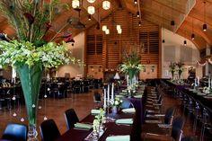 Wedding Decor in the Conference Center #WeddingVenue #Wedding #LoughridgeWeddings