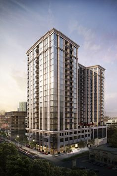 The Sutton features 151 fully equipped and residences in the heart of Buckhead Village, close proximity from retail and dining at The Shops . Apartments In Atlanta Ga, High Rise Apartments, Luxury Apartments, Architecture Résidentielle, Commercial Architecture, Mix Use Building, Apartment Communities, Villa, Construction