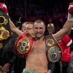 Sergey Kovalev vs. Andre Ward Start Time? This boxing superfight for the unified WBA, IBF and WBO light heavyweight world championship will take place on November 19, 2016, at the T-Mobile Arena in Las Vegas, Nevada. Kovalev vs. Ward will be televised on HBO Pay-per-view starting at 9 p.m. ET.