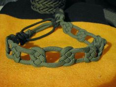 NOT really a carrick, but a double coin knot....would make a lovely belt.