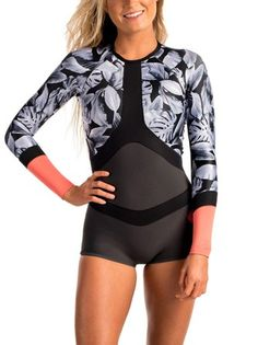 G-Bomb Madison Long Sleeve 1MM Wetsuit for women by Rip Curl d07e8ee3a