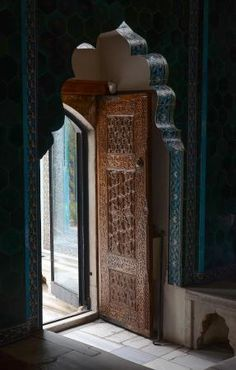Green Mosque (Yesil Camii): Yesil Türbe, Bursa, Turkey.
