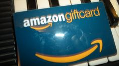$25 Amazo Gift Card/GIN/3 Days Only