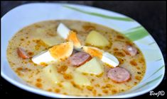 Polievky Archives - Page 3 of 10 - NajRecept. Cheeseburger Chowder, Soup, Soups