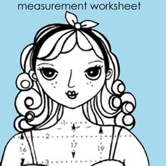 sewing measurement worksheet