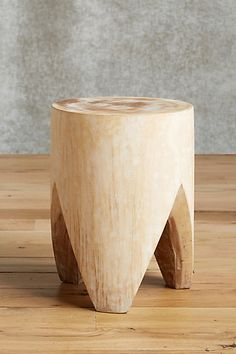 Anthropologie EU Diente Stool, Circle