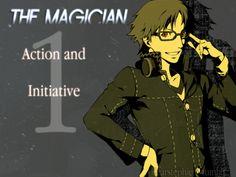 Major Arcana 1: The Magician, Yosuke Hanamura