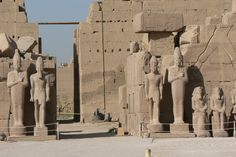 Temple at Karnak, Egypt - I want to visit Egypt so much!