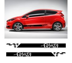 Image result for fiesta side decal Decals, Car, Image, Fiestas, Tags, Automobile, Sticker, Decal, Autos