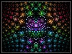 """Apophysis D.NA """"Fractal DNA"""" Some alien DNA from the apophysis laboratory...Peace Andrew"""