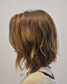 Bob Cut by Jesse Wyatt #hair #haircut #bobcut #jessewyatt
