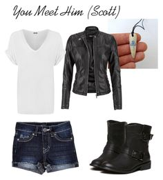 """""""You Meet Him (Scott)"""" by chloegracemccall ❤ liked on Polyvore featuring maurices and WearAll"""