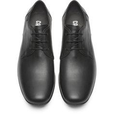 Camper Mauro Black Formal shoes Men 18222-030