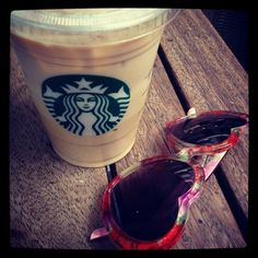 #coffeeoftheday, #gununkahvesi from gül çekim, iced latte, starbucks