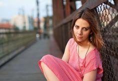 Singer Aneta Langerova. Photo by Martina Kaderková.