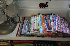 pulling fabrics | House on Hill Road
