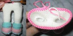 Leithygurumi: Cute Bunny English Pattern by Irina Bezelyanskaya Funny Bunnies, Cute Bunny, Crochet Toys, Free Crochet, Doll Patterns, Crochet Patterns, Easter Bunny Crochet Pattern, Crochet Organizer, Doll Shoes