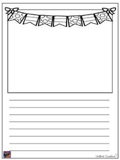 Cette année, je veux travailler davantage l'écriture avec mes élèves. Pour rendre le tout intéressant, j'ai créé de nombreux modèles de feu... Literacy Games, Teaching Letters, Home Learning, Writing Workshop, Grade 1, Etiquette, Back To School, Clip Art, Classroom