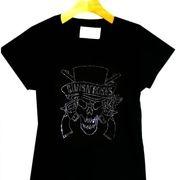 Camiseta Baby Look GUNS N' ROSES