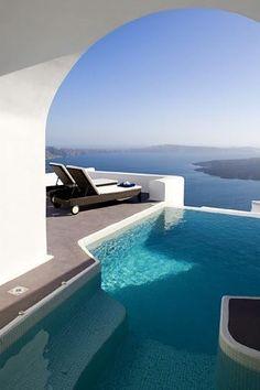 Foivos Suite Villa Luxury Santorini Villas Blue Collection Imerovigli