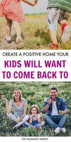 What does it take to create a positive home for your child - to feel safe, loved, heard and respecte Peaceful Parenting, Gentle Parenting, Kids And Parenting, Happy Mom, Happy Kids, Parenting Memes, Parenting Advice, Parenting Done Right, Karen