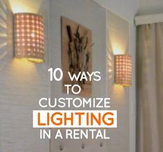 10 ways to customize