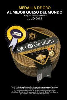 Internacional cheese awards 2015