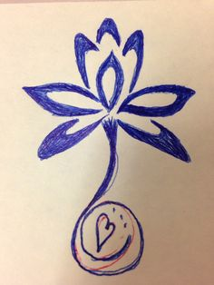 Lotus for strength grown from my battle and acceptance of infertility (symbol). Placement: inner ankle, above the ball of the ankle. LOVE!