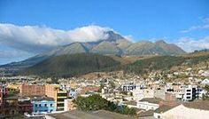 Otavalo, capital of Otavalo Canton, is a largely indigenous town in the Imbabura Province of Ecuador. The town has about 50,000 inhabitants and is surrounded by the peaks of Imbabura 4,630m, Cotacachi 4,995m, and Mojanda volcanoes.